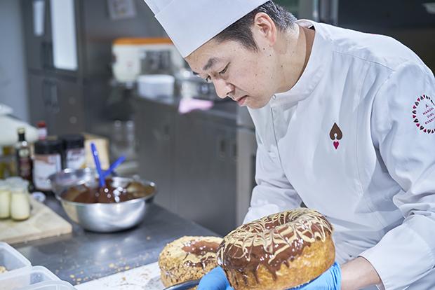 栄のパン屋さんで子どもお仕事体験