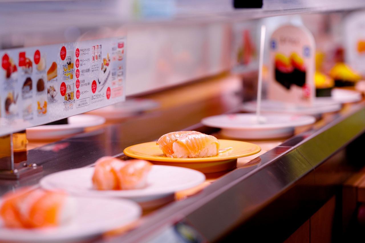 探求授業!お寿司で学ぶお仕事体験!