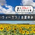 ウィーケン!の夏休み2021│小学生オンライン