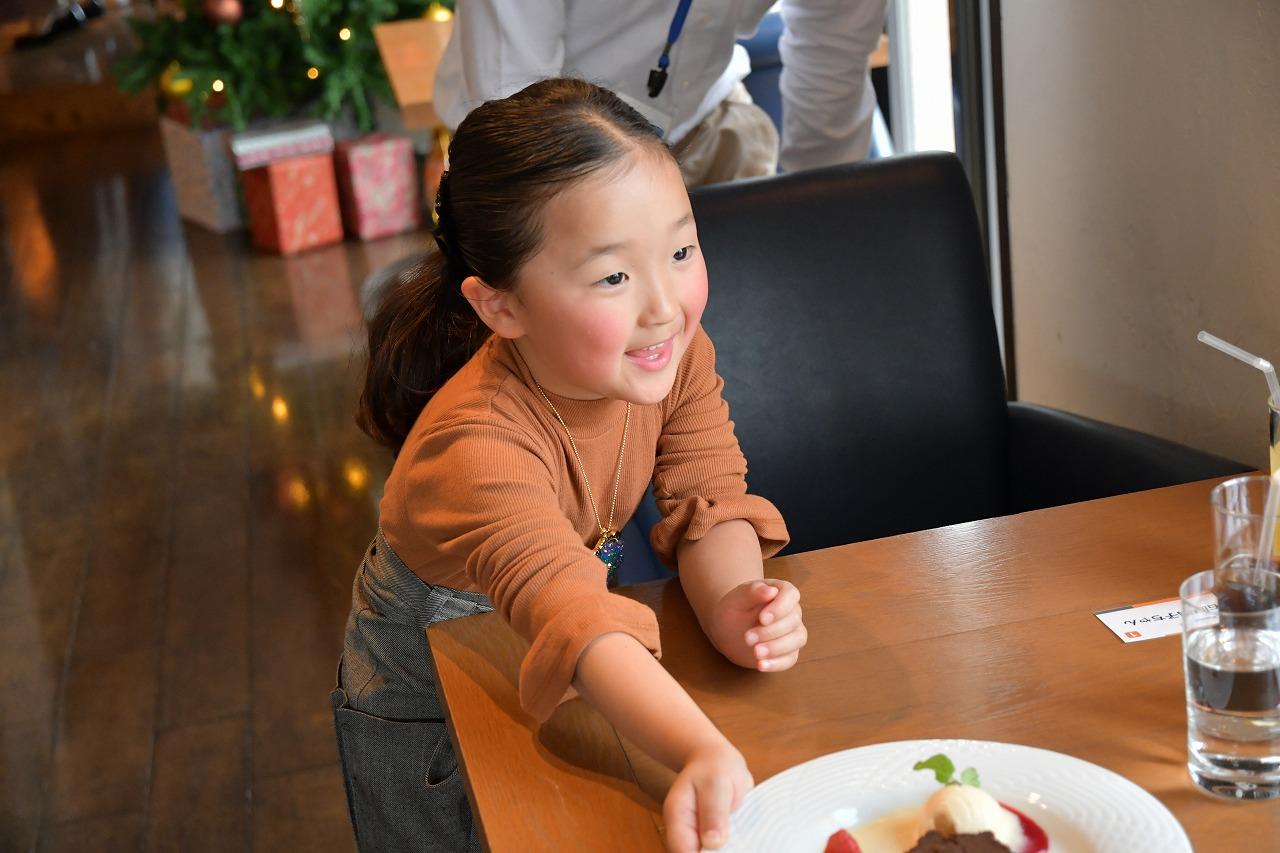 千種の野菜フレンチレストランで子どもお仕事体験