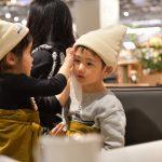 守山のおはぎカフェで子どもお仕事体験