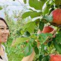 長野で発見!りんご狩りピクニック│秋の親子お出かけおすすめコース