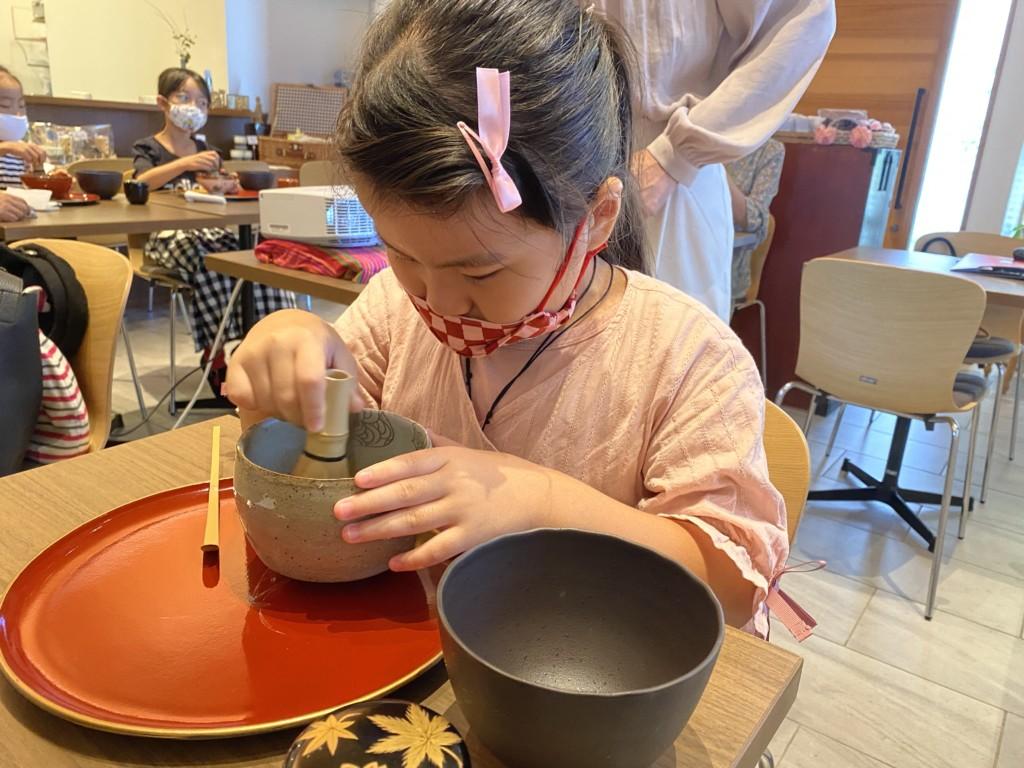 テーブルスタイル茶道
