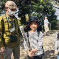 織田信長の小牧山城体感歩き子ども体験レポート|名古屋